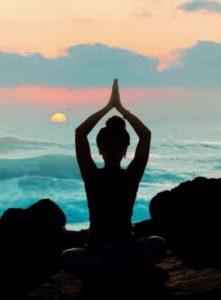 yoga, namaste